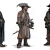 20150211 The Musketeers (Fanart)